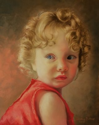 Pastel Portrait Workshop @ Splatter Art Studio