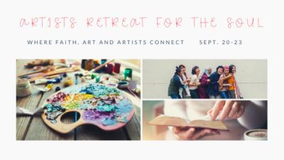 Artists Retreat for the Soul @ The Village at Indian Point